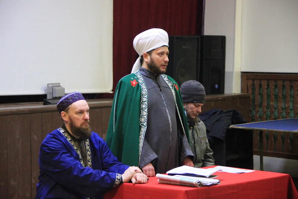 Муфтий Анвар Хазрат