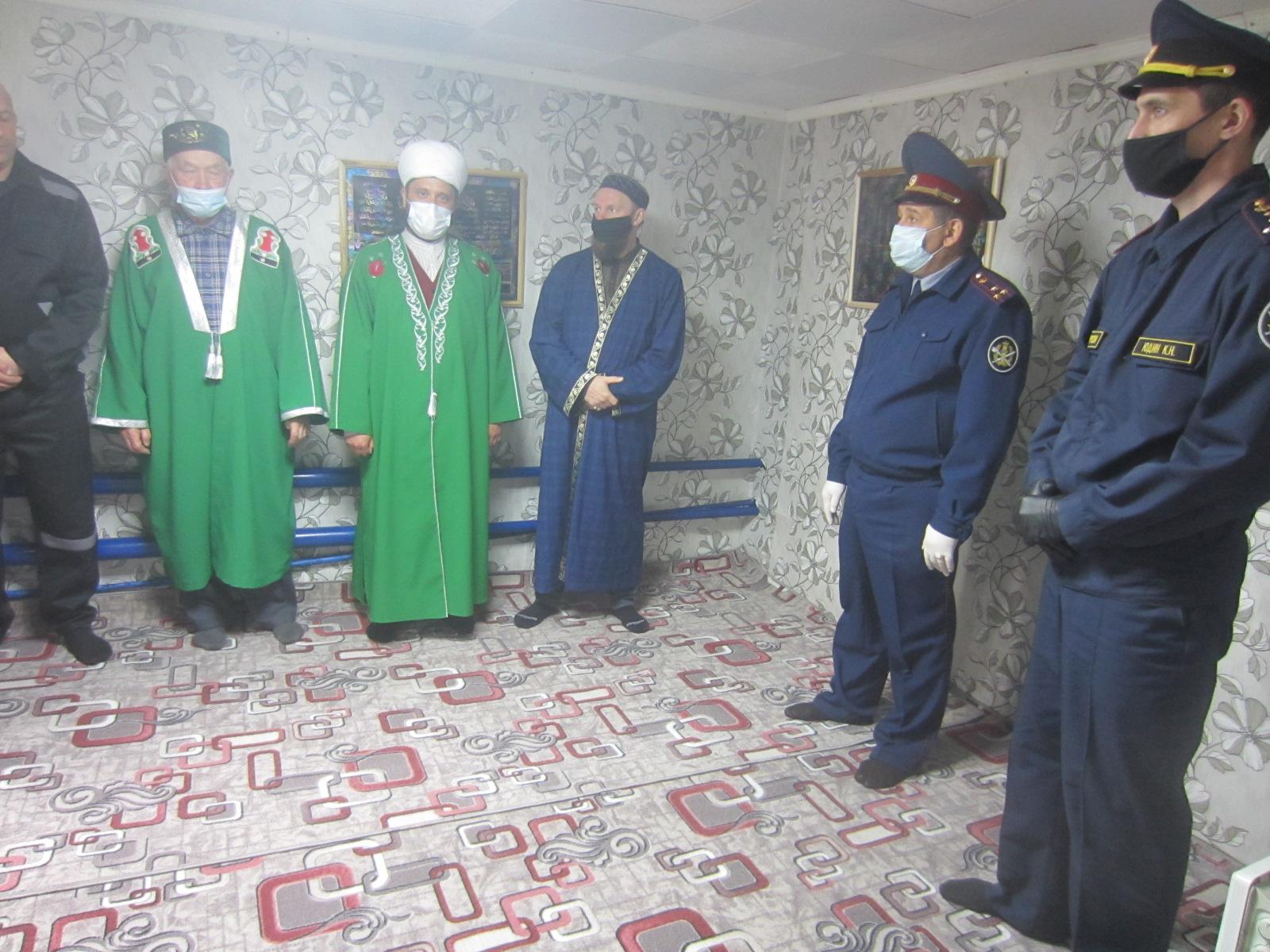 Ещё одна молельная комната